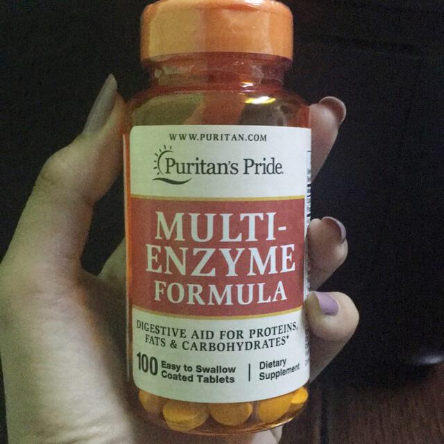 Enzyme Formula