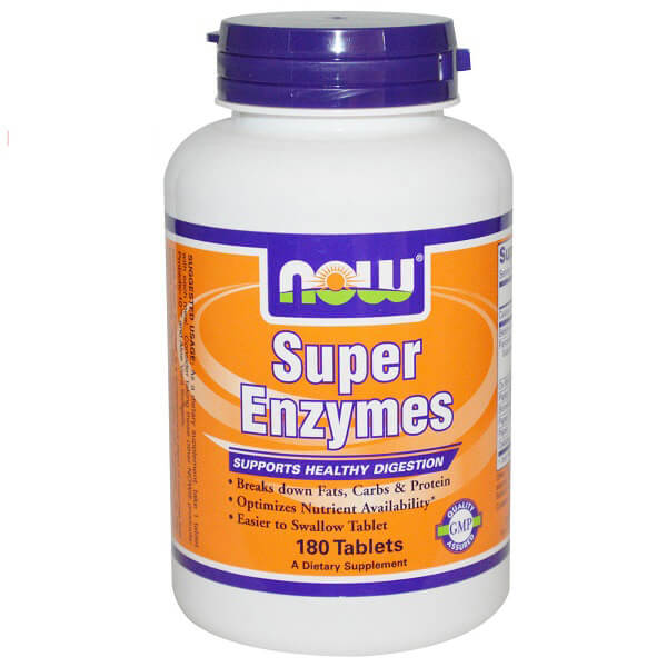 Now Foods Digestive Enzyme