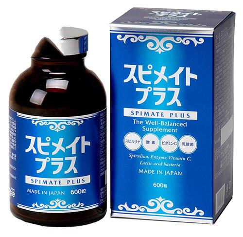 Spirulina Spimate Plus