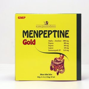 menpeptine gold
