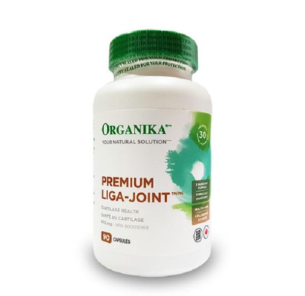 Organika Premium Liga- Joint - Giảm đau khớp tức thì