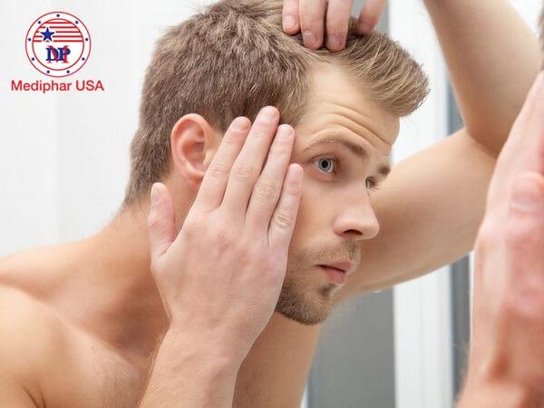 cách làm mọc tóc nhanh nhất cho nam