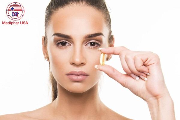 thuốc bổ sung collagen cho da