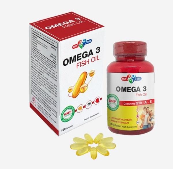 cách sử dụng omega 3 fish oil