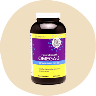 Innovix Labs Triple Strength Omega-3