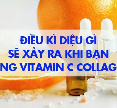 vitamin c collagen