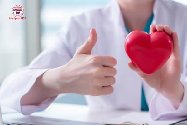 vitamin b5 giúp tim khỏe mạnh